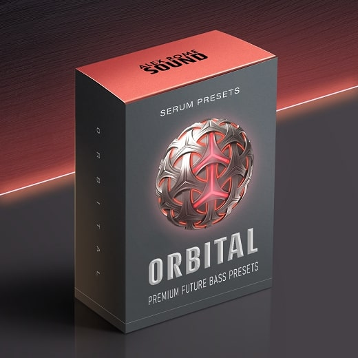 Alex Rome Projects Orbital For Xfer Serum