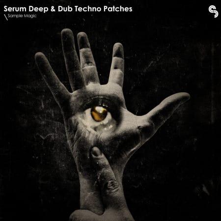 SM Serum Deep & Dub Techno Patches