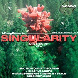 WavSupply A-Dawg Singularity Vol.1 (One Shot Kit) WAV