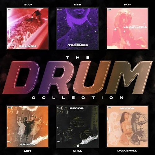ProdbyJack The Drum Collection