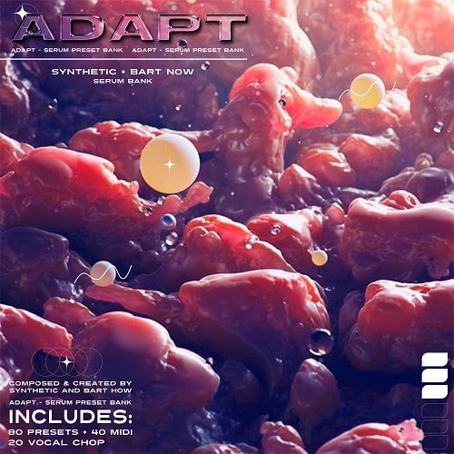 Synthetic & Bart How Adapt Sound Kit  Vol.1