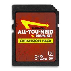 TB Digital All You Need Drum Kit Expansion WAV FST