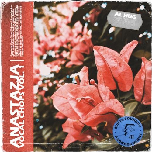 Anastazja Vocal Chops Vol 1