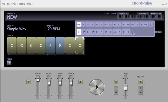 ChordPulse v2.6