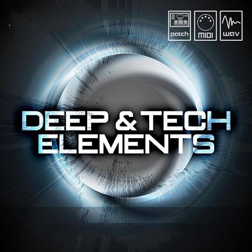 Audio Boutique Deep & Tech Elements MULTIFORMAT