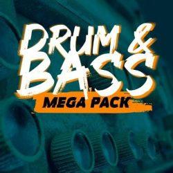 Drum & Bass Mega Pack // Bass Loops, Presets & Kits