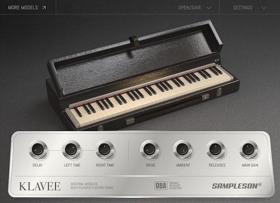 Sampleson Klavee v1.1.7