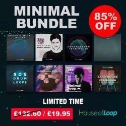 House Of Loop - Minimal Bundle MULTIFORMAT