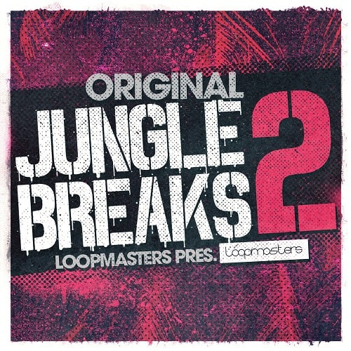 Original Jungle Breaks 2 MULTIFORMAT
