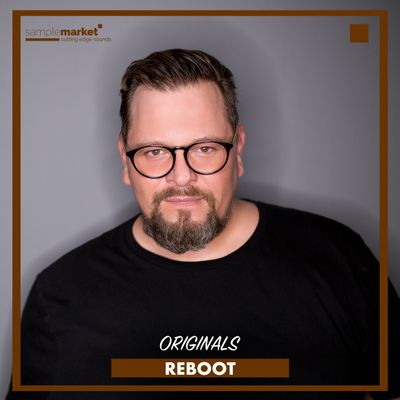 Sample Market Originals: Reboot WAV