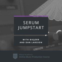 Warp Academy Serum Jumpstart Masterclass TUTORIAL