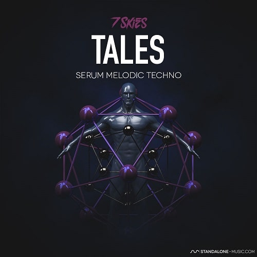 Standalone-Music TALES - Serum Melodic Techno presets by 7 SKIES