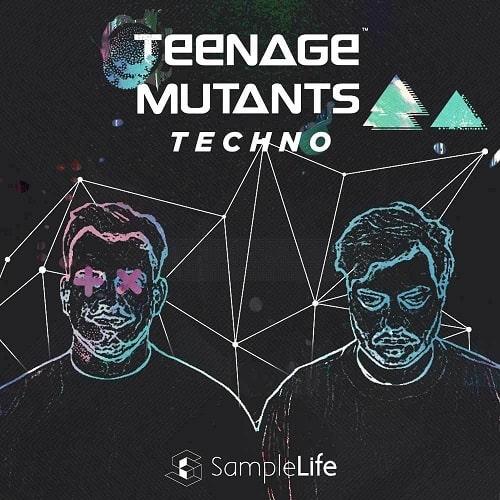 House Of Loop Teenage Mutants Techno MULTIFORMAT