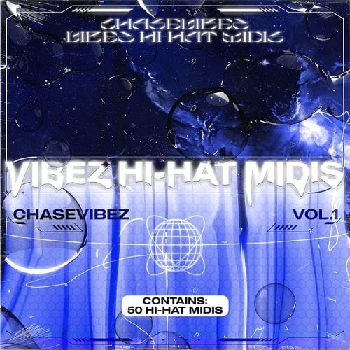 Vibez Hi Hat Midi Vol.1 (Midi Kit)