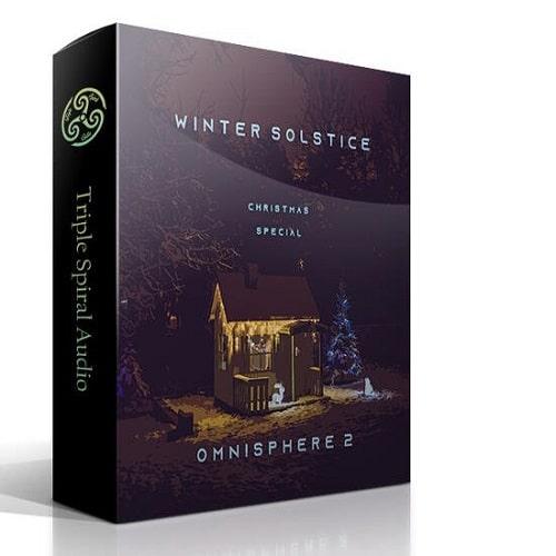 Triple Spiral Audio Winter Solstice For Omnisphere 2