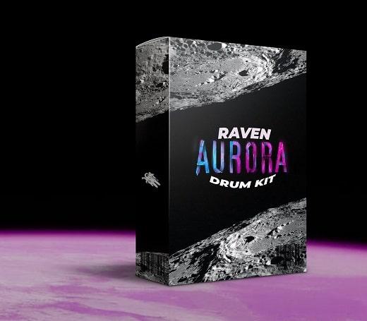RAVEN Aurora Drum Kit WAV