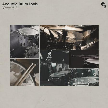 SM Acoustic Drum Tools WAV