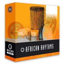 MicroPack Series - African Rhythms WAV