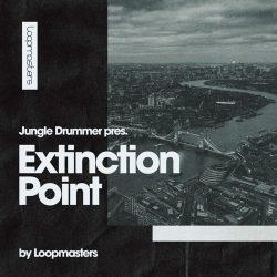 Jungle Drummer - Extinction Point MULTIFORMAT