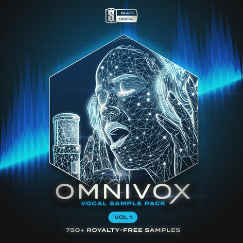Omnivox Vocal Sample Pack