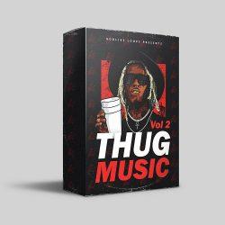 Godlike Loops Thug Music Volume 2 WAV MIDI