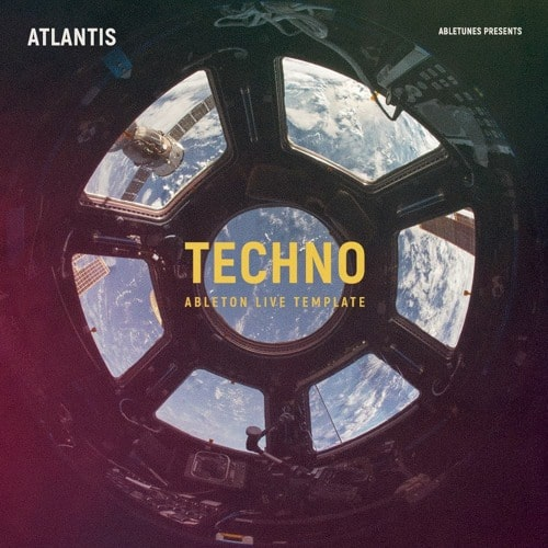 Atlantis - Techno Ableton Live Template