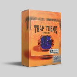 Godlike Loops Trap Theme Sapphire WAV MIDI