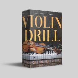 Godlike Loops Violin Drill WAV MIDI