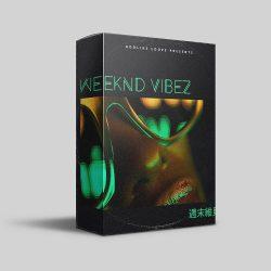 Godlike Loops Weeknd Vibez WAV MIDI