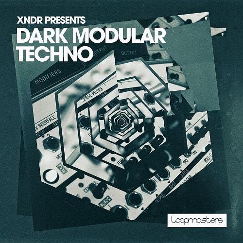 XNDR Dark Modular Techno MULTIFORMAT