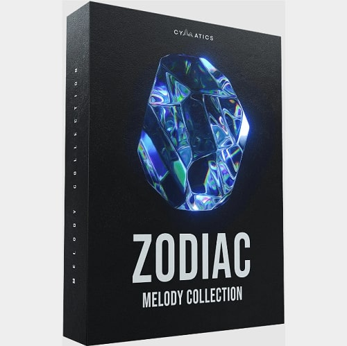 Cymatics ZODIAC Melody Collection WAV