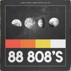 88 808s (808 Drum Kit) WAV