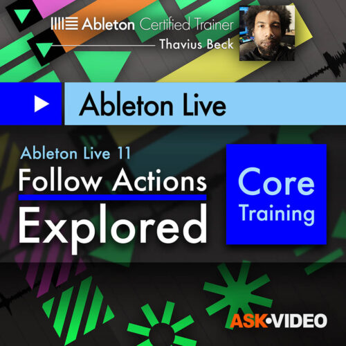 Ableton Live 403 Follow Actions Explored TUTORIAL