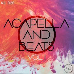 Roundel Sounds Acapella And Beats Vol.1 WAV MIDI