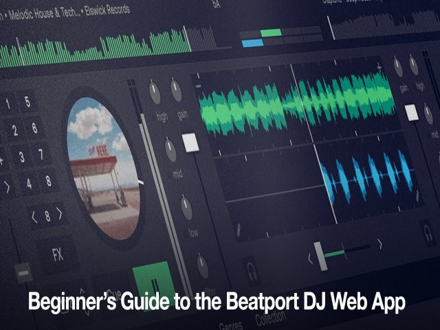 Beginners Guide to the Beatport DJ Web App