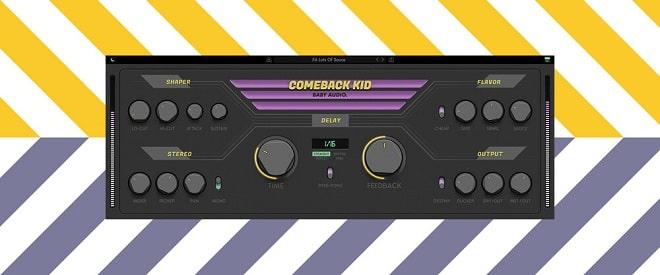 Comeback Kid v1.1.1 VST VST3 AU AAX
