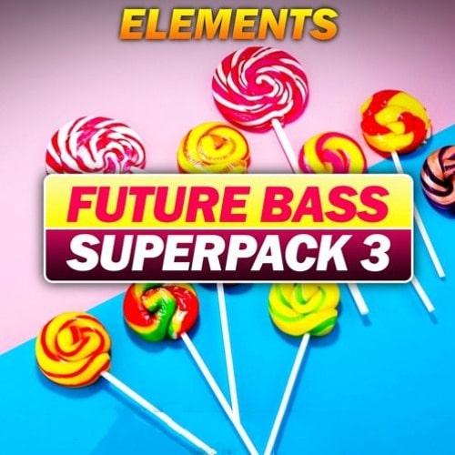 Future Bass Superpack 3 (WAV MIDI PRESETS)