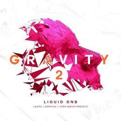 Gravity 2 - Liquid DnB WAV FXP