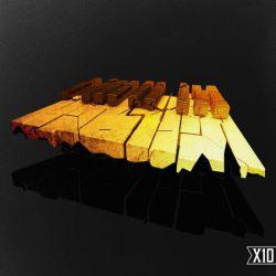 X10 Haunted Keys Drill X Trap MULTIFORMAT
