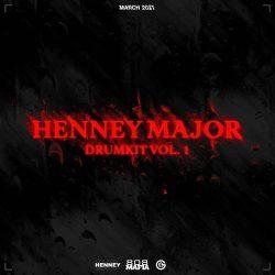 Henney Major 808 Mafia Drumkit Vol.1 WAV MIDI FST