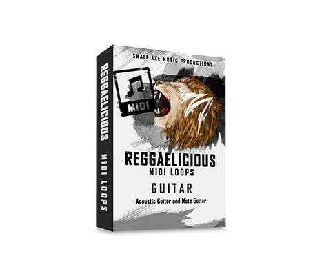 Tropical Samples ReggaeLicious Guitar MIDI