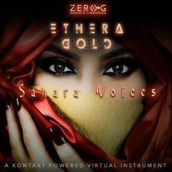 ETHERA Gold Sahara Voices KONTAKT