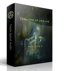 Triple Spiral Audio Theatre Of Dreams For Massive X FXP