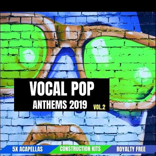 Vocal Pop Anthems 2019 Vol. 2 Samplepack (WAV PRESETS)