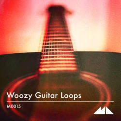 ModeAudio Woozy Guitar Loops WAV