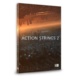 NI Action Strings 2 Kontakt Library