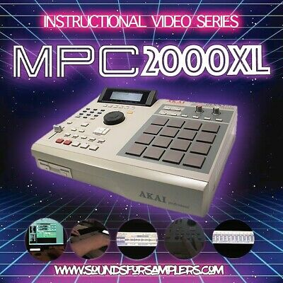 Akai MPC2000xl TUTORIAL