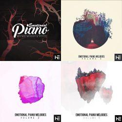 Helion Emotional Piano Melodies Bundle