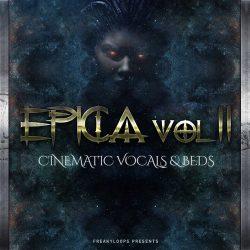 FL154 Epica 2 - Cinematic Vocals & Beds Sample Pack