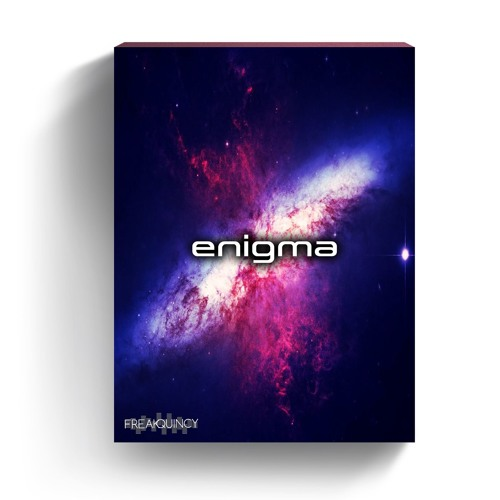 Freakquincy Enigma - Sample Loops, Midi & Drum Kit